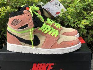 Air Jordan 1 High Switch Pink Volt