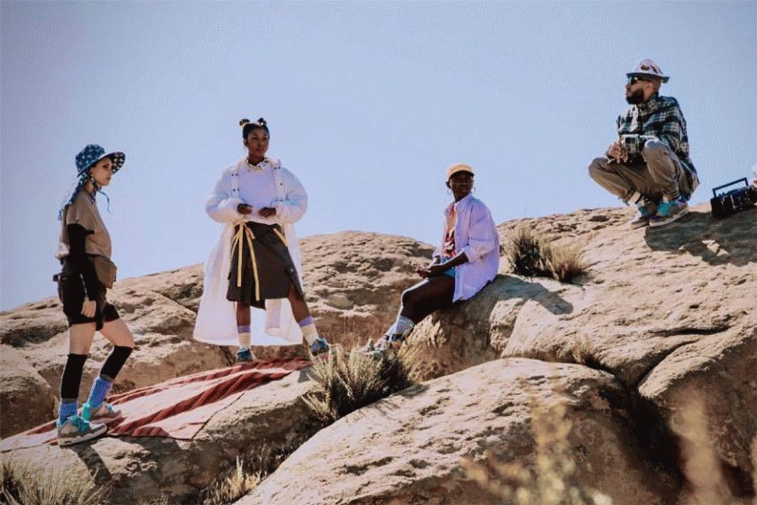 Air Jordan 4 X Union LA Tent and Trail release