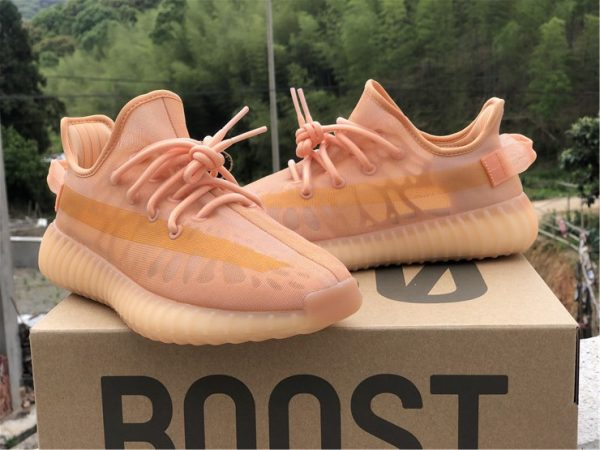adidas Yeezy 350 Boost V2 Mono Clay shoes