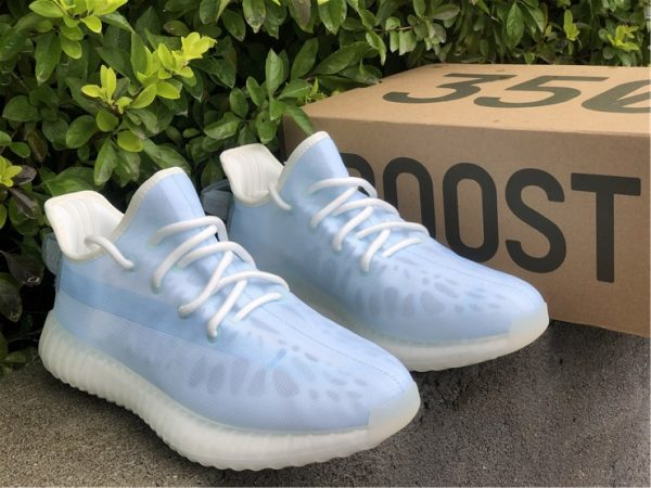 adidas Yeezy Boost 350 V2 Mono Ice Pack sneaker