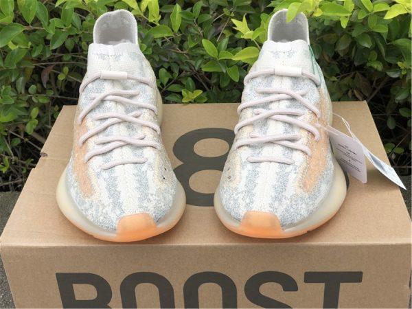 adidas Yeezy Boost 380 Yecoraite Reflective vamp