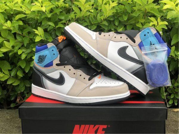 shop Air Jordan 1 High OG Pro Multi-Color