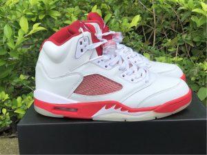Air Jordan 5 Pink Foam
