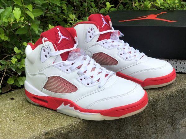 Air Jordan 5 Pink Foam sneaker