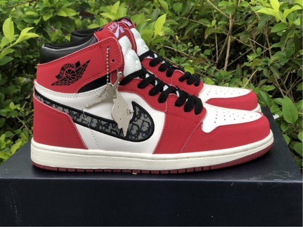 Dior x Air Jordan 1 High Chicago