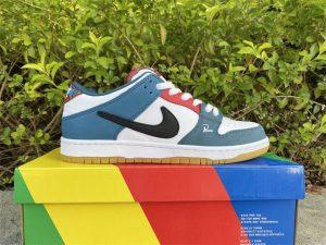 Parra New Nike SB Dunk DH7695-100