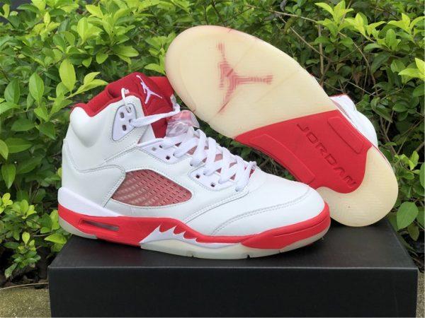 mens Air Jordan 5 Pink Foam