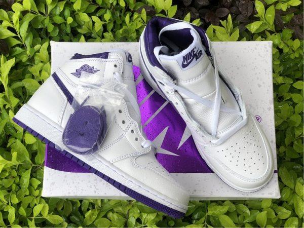 where to buy Air Jordan 1 Retro High Court Purple