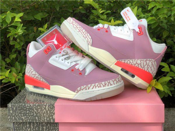 2021 Air Jordan 3 Rust Pink