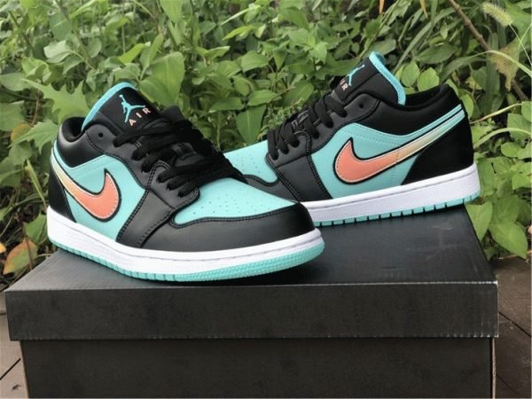 Air Jordan 1 Low SE Tropical Twist shoes