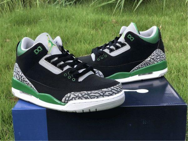 Air Jordan 3 Pine Green 2021 sneaker