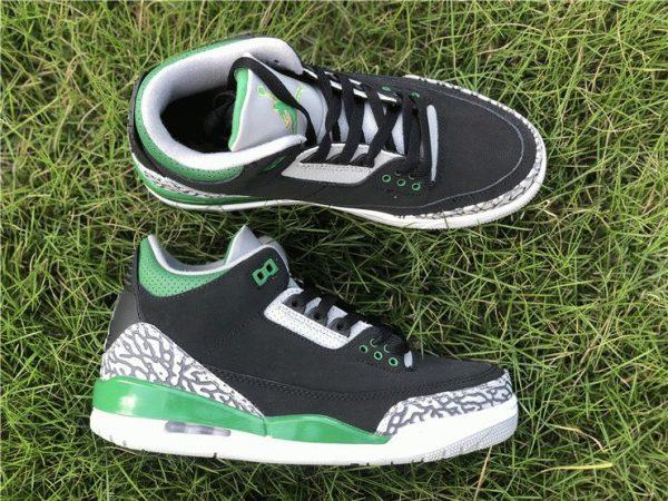 Air Jordan 3 Pine Green for sale
