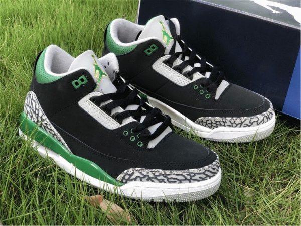 Air Jordan 3 Pine Green shoes