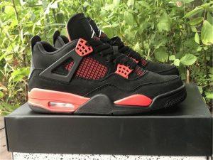 Air Jordan 4 Red Thunder 2021