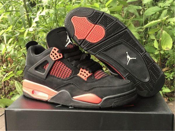 Air Jordan 4 Red Thunder 2021 shoes