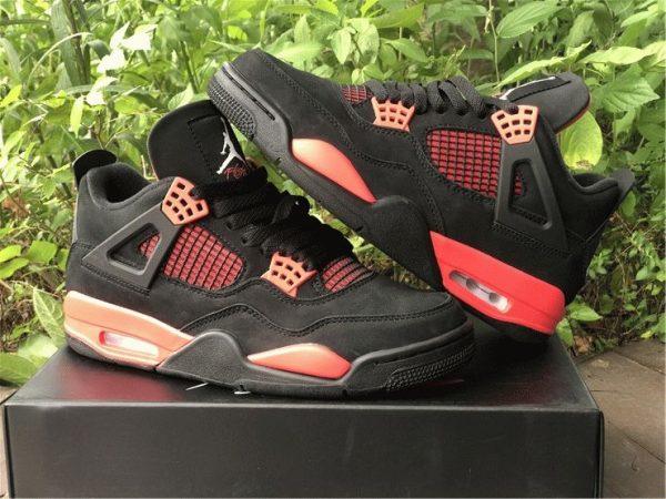 Air Jordan 4 Red Thunder 2021 sneaker