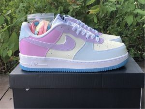 Nike Air Force 1 07 LX UV Reactive Color Changing