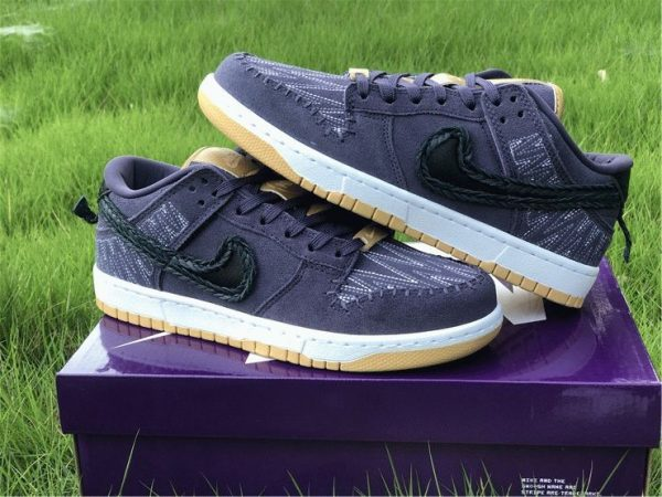 Nike Dunk Low N7 2021 Dark Raisin for sale