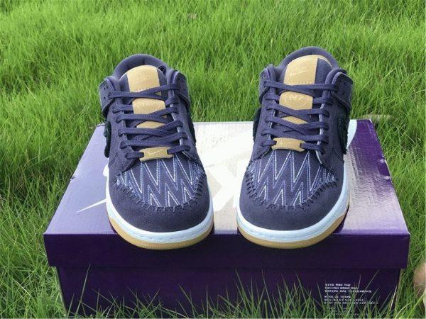 Nike Dunk Low N7 2021 Dark Raisin front