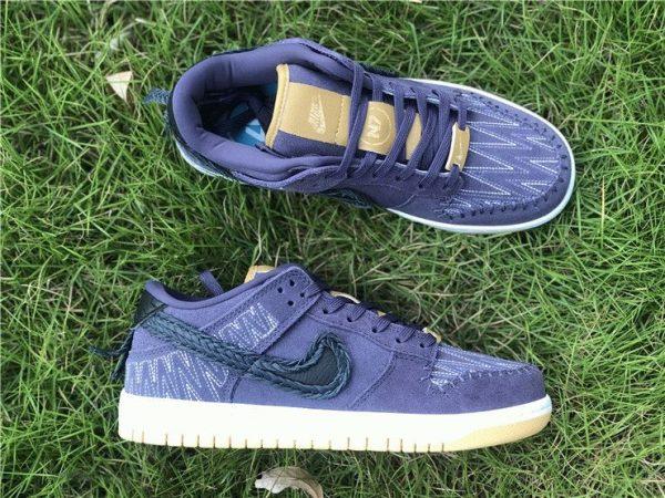 Nike Dunk Low N7 2021 Dark Raisin sale