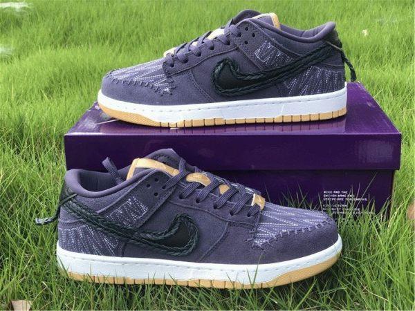 Nike Dunk Low N7 2021 Dark Raisin shoe