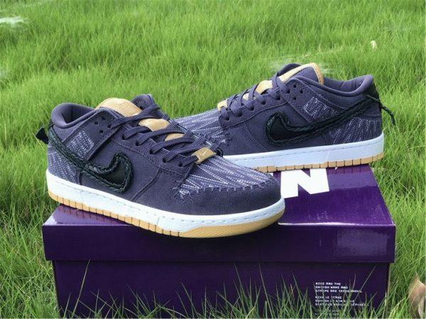 Nike Dunk Low N7 2021 Dark Raisin sneaker