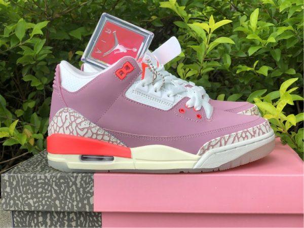 Wmns Air Jordan 3 Rust Pink