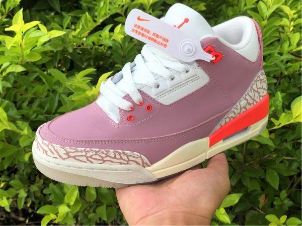 Wmns Air Jordan 3 Rust Pink on hand