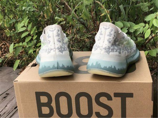 adidas Yeezy Boost 380 Alien Blue Reflective heel