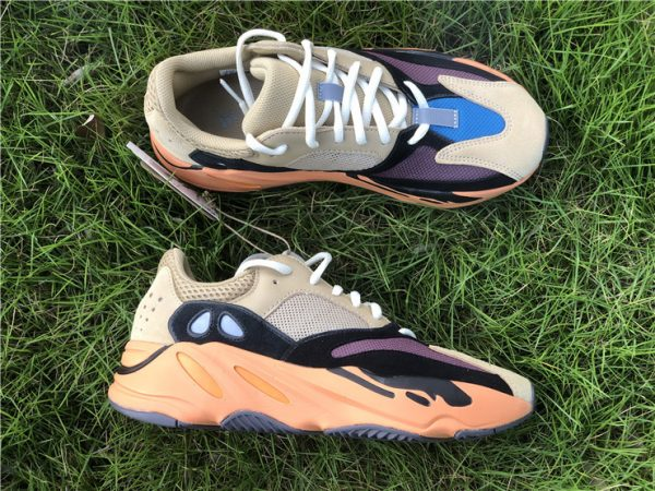 adidas Yeezy Boost 700 Enflame Amber GW0297 shoes