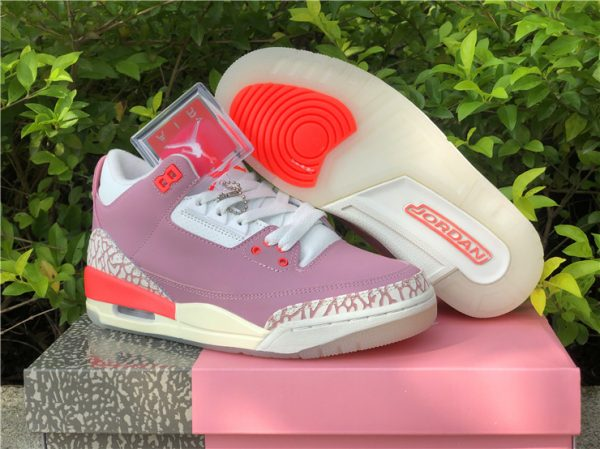 new Air Jordan 3 Rust Pink