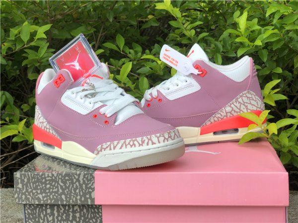 shop Wmns Air Jordan 3 Rust Pink