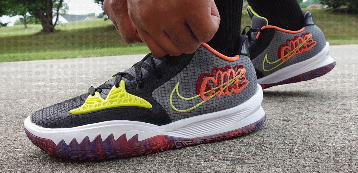 Fit Kyrie Low 4