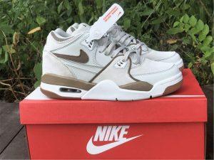 Nike Air Flight 89 Beige White
