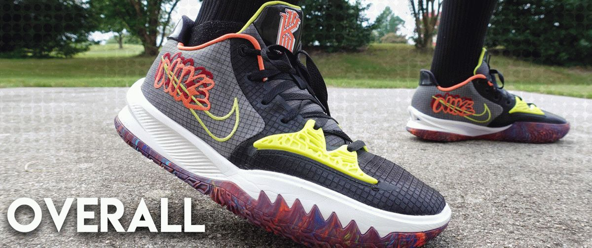 Overall Kyrie Low 4
