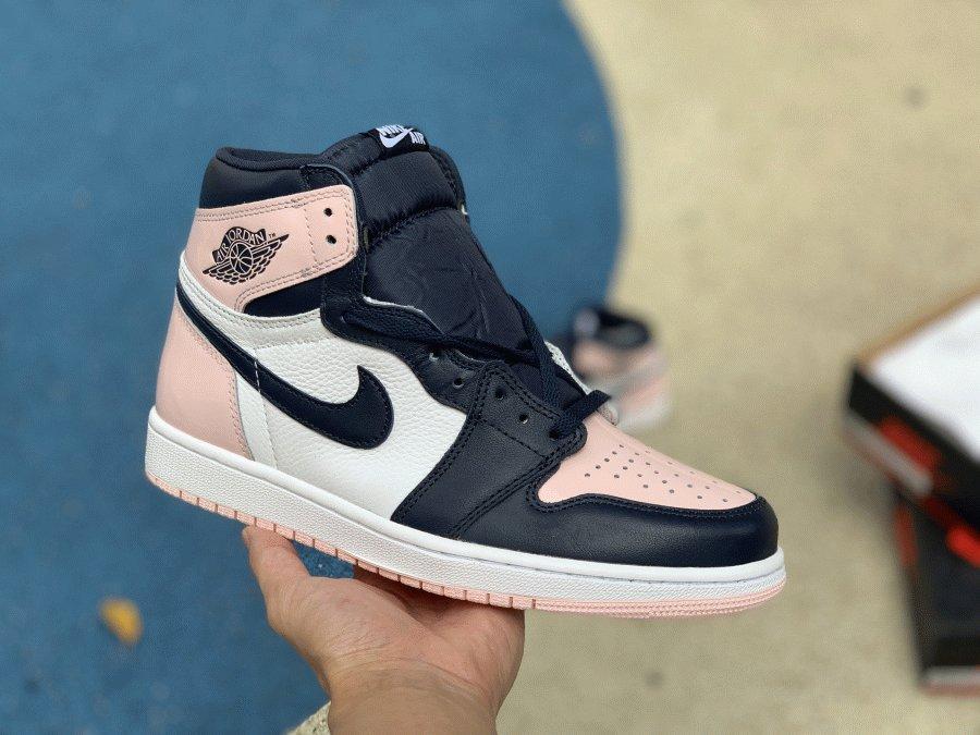 Air Jordan 1 High OG Atmosphere Bubble Gum