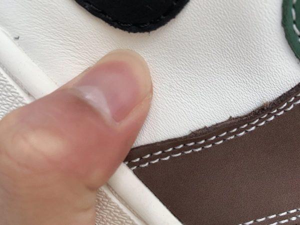 Air Jordan 1 High OG Hand Crafted close look