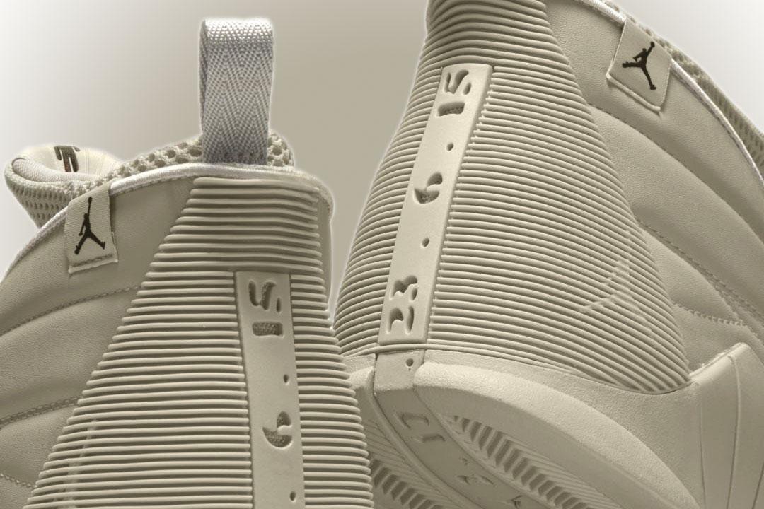 Billie Eilish x Air Jordan 15 Tan Shade jordansupdate com sale