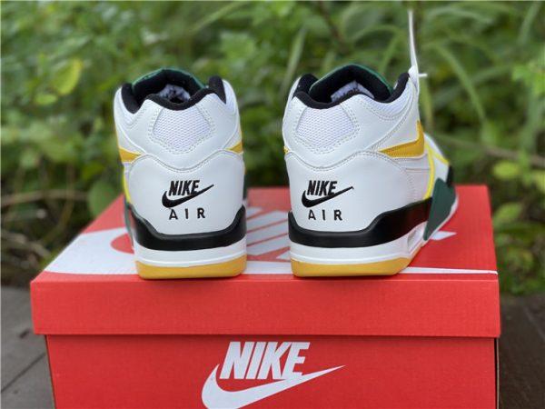 Nike Air Flight 89 Seattle Supersonics back heel