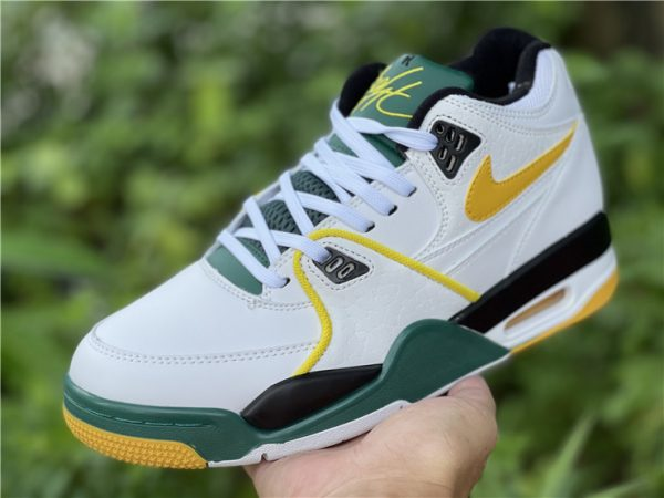 Nike Air Flight 89 Seattle Supersonics shoes