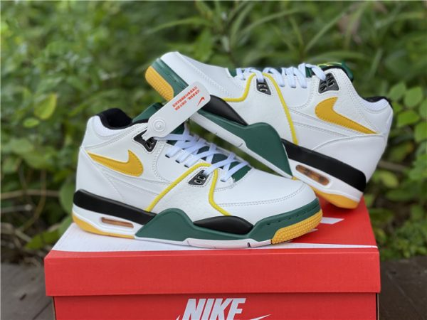 Nike Air Flight 89 Seattle Supersonics where to buy
