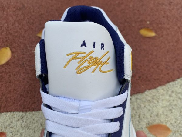 Nike Air Flight Legacy Lakers Home gold