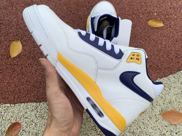 Nike Air Flight Legacy Lakers Home yellow