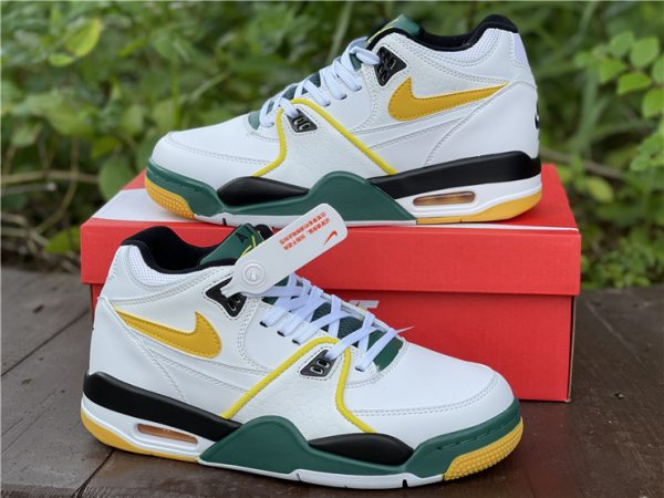 where to buy Nike Air Flight 89 Seattle Supersonics