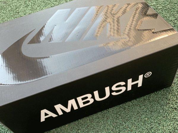 CU7544-400 Dunk High Deep Royal Blue Ambush box