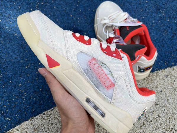 Jordan 5 Retro Low Chinese New Year 2021 sneaker