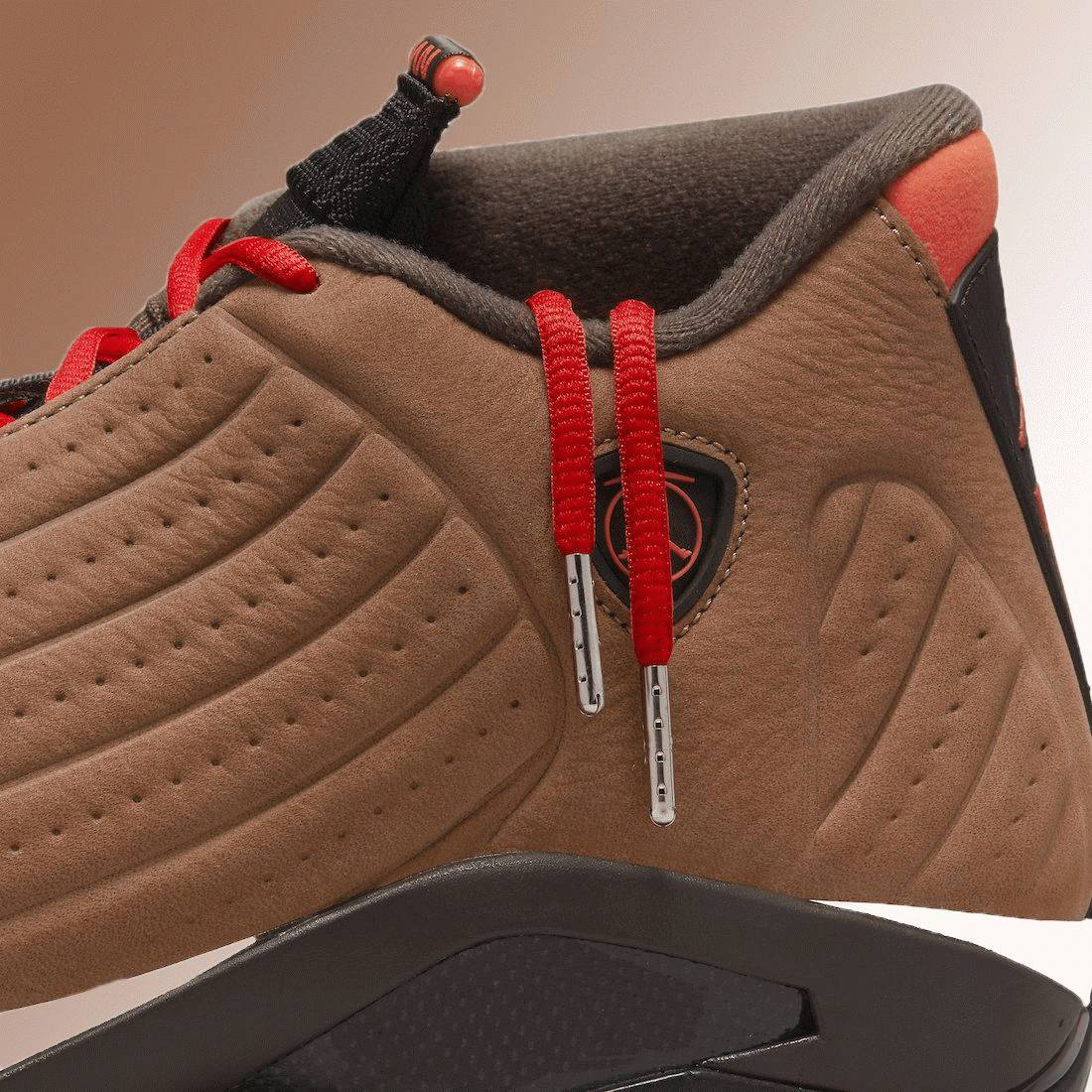 Winterized Air Jordan 14